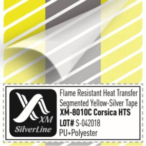 XM-8010C – Corsica HTS – Reflective tape