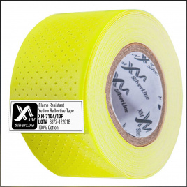 XM-7104/10P FR Reflective tape Perforated
